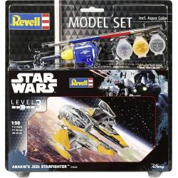 Revell Model-Set Star Wars Anakin's Jedi Starfigher 1:58