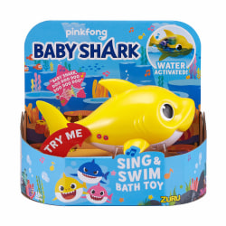 Robo Alive Baby Shark Baby