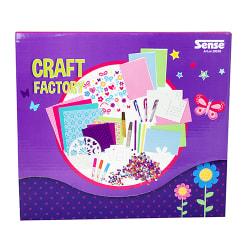 Sense Pysselset Craft Factory
