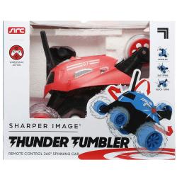 Sharper Image Radiostyrd Thunder Tumbler Röd