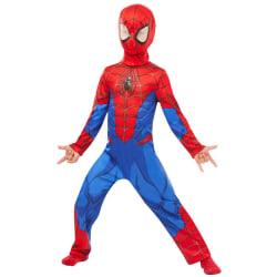 Spiderman Utklädning L 8-10 år