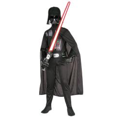 Star Wars Darth Vader Utklädning S 3-4 år L