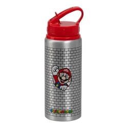 Super Mario Sportflaska Aluminium 710ml