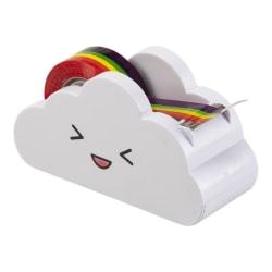Tejphållare Moln med regnbågstejp