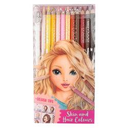 TOPModel Hud- och hårfärgpennor