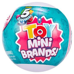 Toy Mini Brands Mystery Balls