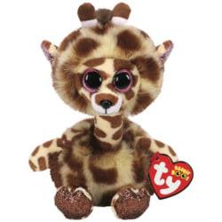 TY Beanie Boos reg GERTIE Giraff Lång hals