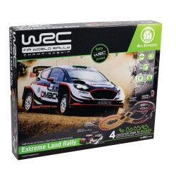 WRC Extreme Land Rally Bilbana