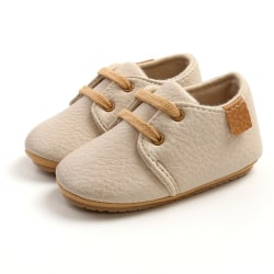 0-18M PU Leather Moccasins Sequin Baby Shoes Boys Girls