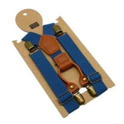 Justerbar elastisk pojkekläder Tillbehör Söta hängslen