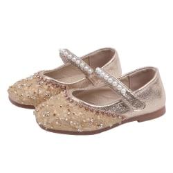 Autumn Kid Girl Soft Pu Leather Sole Shoes Anti-slip Sandals