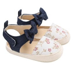 Baby Girls Boys Sandals Solid Nonslip Soft Soled Infant Casual