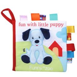 Baby Rattle Toys Aktivitetsbok Nyfödda gåvor Pedagogisk leksak