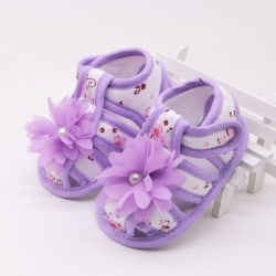 Baby Shoes Newborn Booties for Babies Shoes Sneakers infantil Purple M