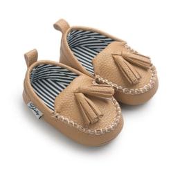 Babyskor Princess First Walkers Girl Sneaker Tassel Pendant