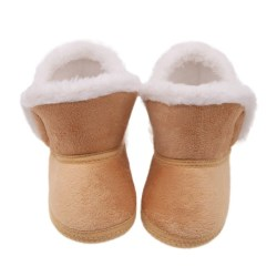 Baby Shoes Winter New Fashion Boys Girls Cotton Warm Boots