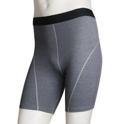 Base Layer Men's Compression Skin Tights Shorts Short Pants gray XL