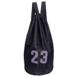 Basketball Bag Football Volleyball Bag  Storage Bag Multi-color black