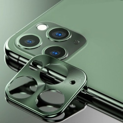Camera Lens Protective Film for iPhone 11 Pro Glass Metal Real green iphone11pro/max(