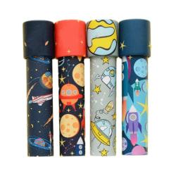 Children Kaleidoscope Toy Sensory Educational Interactive Toy planet series 1pcs