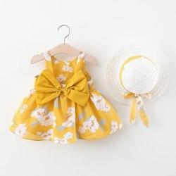 Christmas  Princess Xmas Party Dresses yellow 12M