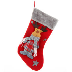 Christmas Stocking Faceless Doll Christmas Sock Ornaments c
