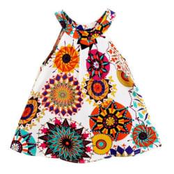 Mode Barnkläder Bohemiska klänningar