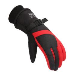Full Fingers Winter Warm Snowboard Ski Glove Unisex Riding Glove