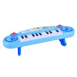 Girl Electric Instrument Toy Mini Keyboard 12 Keys Musical Piano