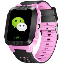 GPS Phone Positioning Children Watch Touch Screen WIFI SOS