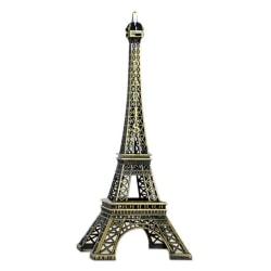 Hem Kreativa presenter Metallkonsthantverk Paris Tower Decorations