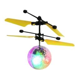 Intelligent induktion Fly Ball Ball leksaker med sju färger