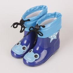 Kids Cartoon Rainboots Antiskid Rain Boot Waterproof Shoes dl size26
