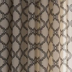 Lantern Print line Cotton Blinds Shading Window Curtains h