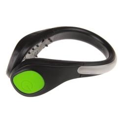 LED Luminous Shoe Clip Light Night Safety Warning Flash Light