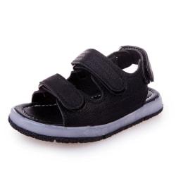 Led halksäkra sandaler med mjuk botten och andningsskor för barn