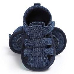 Leisure casual comfortable high quality summer newborn baby boy denim blue m