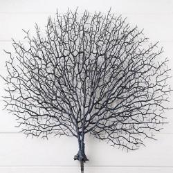 Simulation Coral Branch Plant branch wedding Home Decor Supplies black