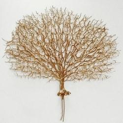 Simulation Coral Branch Plant gren bröllop heminredning leveranser