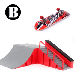 Skate Park Fingerboard Ultimate Parks Skateboard Toys For Kids b