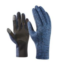 Sports Waterproof Gloves Men Women Winter Plus Velvet Ski Glove