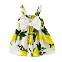 Sommar Baby Girls Party klänningar