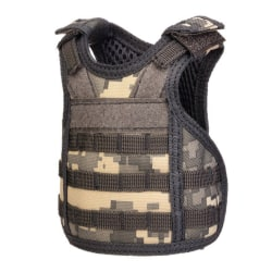 Tactical Beer Bottle Cover Military Mini Miniature Molle