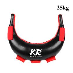 Weight Lifting Bulgarian SandbagStrength Training Equipment black red 25kg
