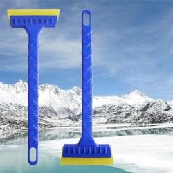 Vinterbil Fordons hållbar snöisskrapa snöborste