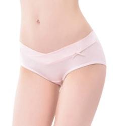 Kvinnor Underkläder Bomull Gravida trosor Låg midja Sexiga underkläder