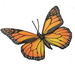 4D pussel Fjärilmonark