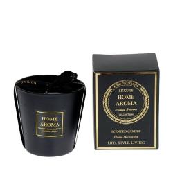 Doftljus Champagne Svart presentask Black