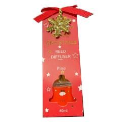 Doftpinnar Merry Christmas Pine Röd
