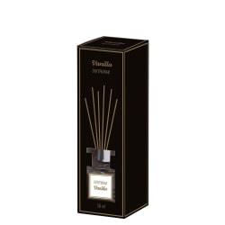 Doftpinnar Vanilla svart/guld Black